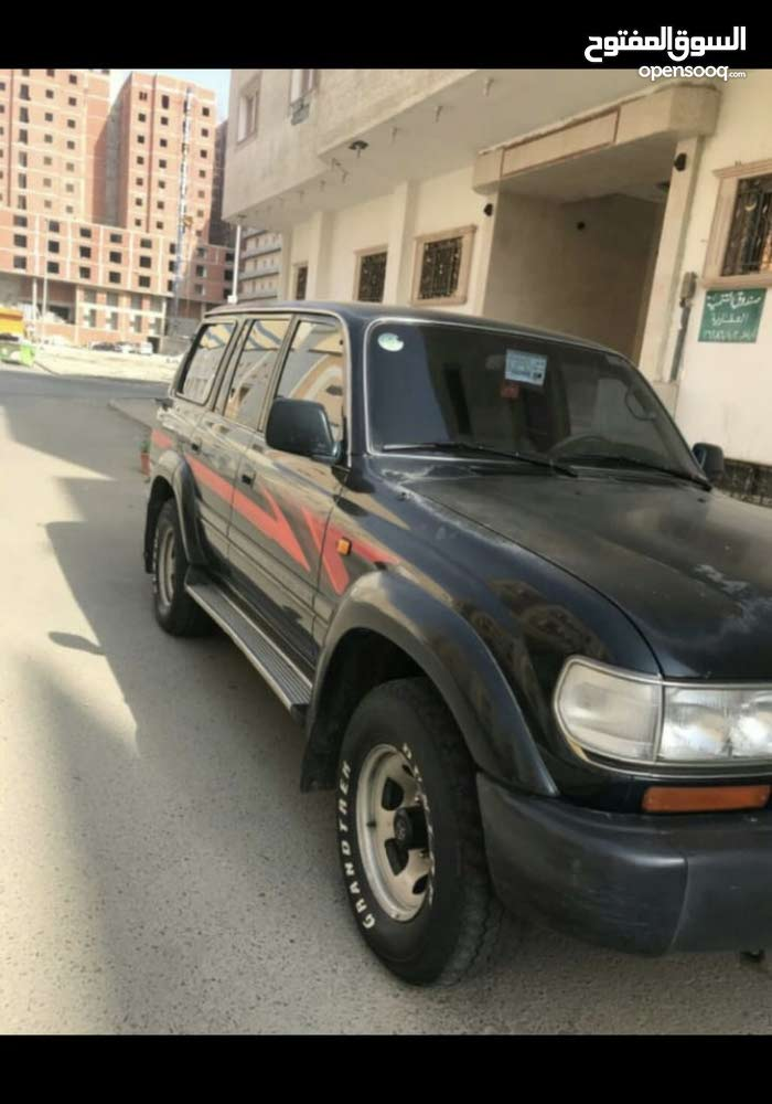Used 1996 Toyota Land Cruiser for sale at best price