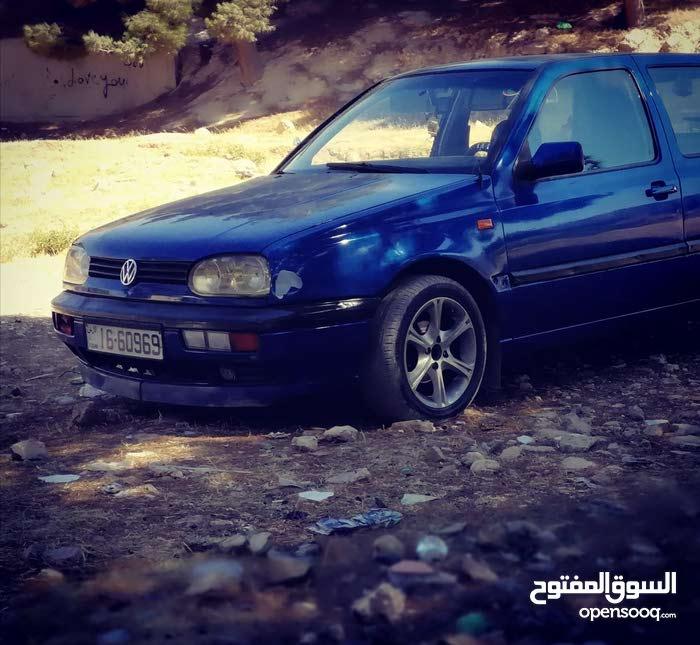 Volkswagen  1993 for sale in Amman