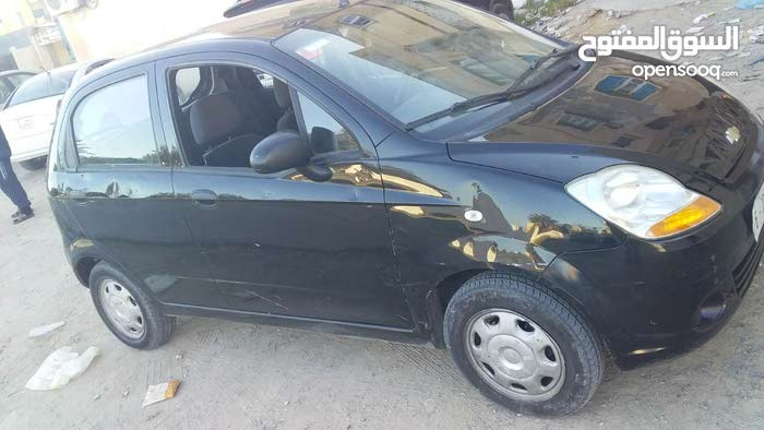 Black Chevrolet Spark 2011 For Sale 94758757 Opensooq