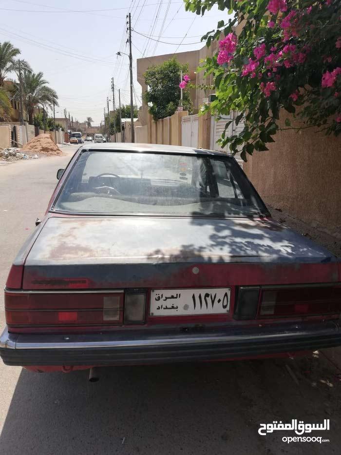 1980 Nissan in Baghdad
