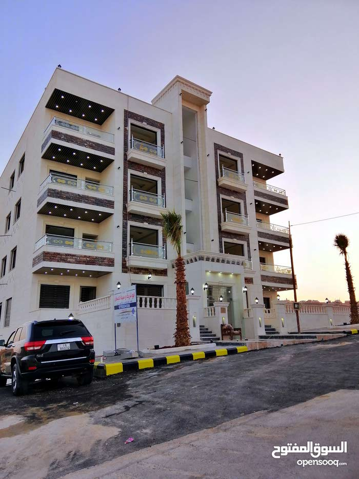 3 rooms More than 4 bathrooms apartment for sale in AmmanAl Urdon Street