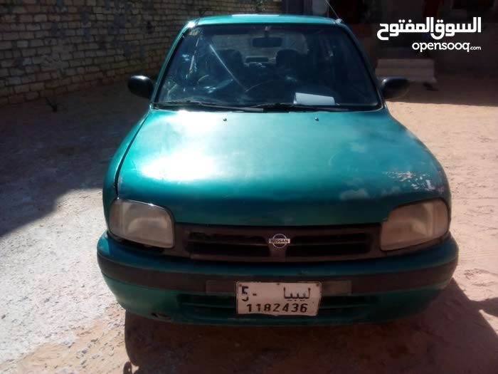 Manual Used Nissan Micra