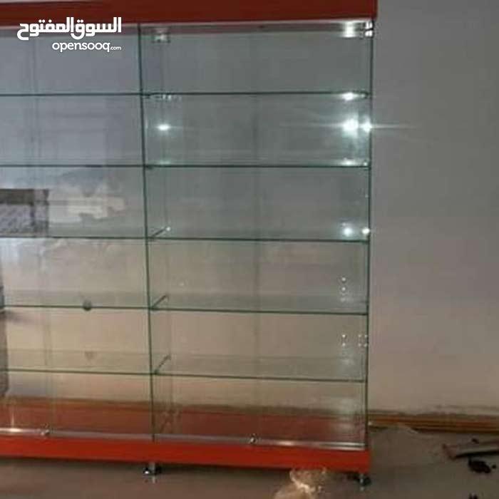 vitrines sûr commande et mesure