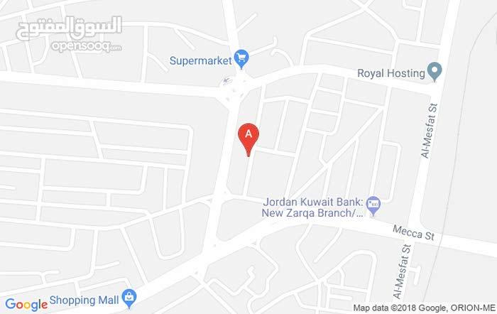 Al Zarqa Al Jadeedeh neighborhood Zarqa city - 160 sqm apartment for rent