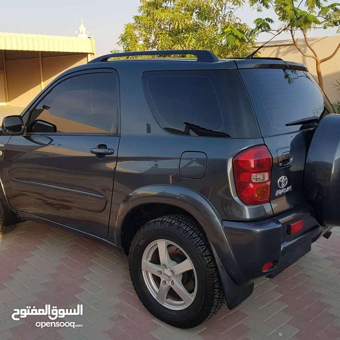 Toyota RAV 4 2005 - Used