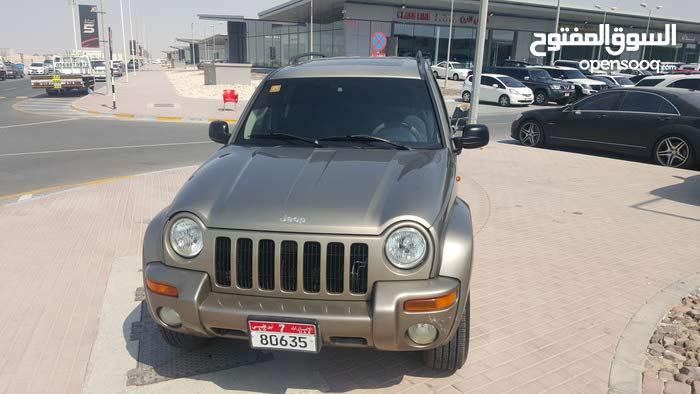 Jeep 3.7 lt   2004 GCC 0522280212