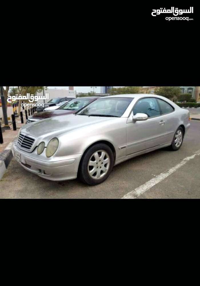 Mercedes Benz CLK 200 car is available for sale, the car is in Used condition