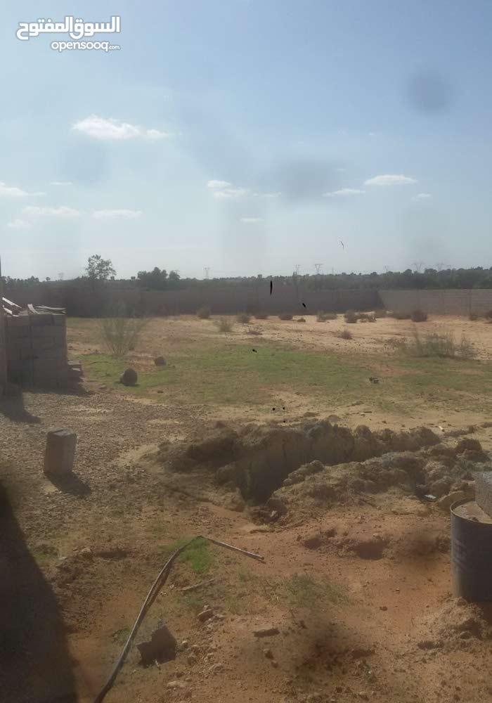 قطعة أرض مسورة في مدنية القره بوللي