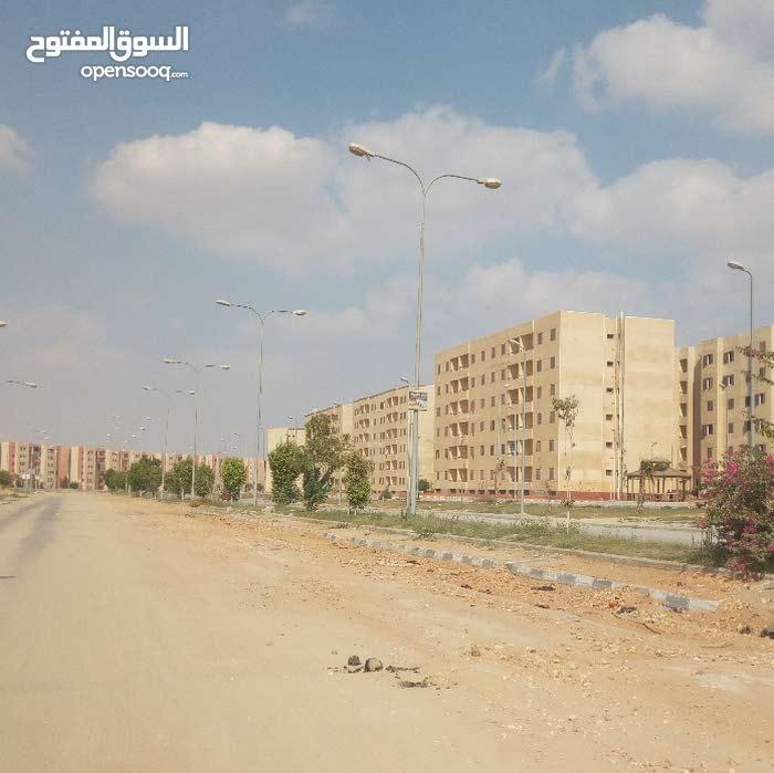 شقة للبيع بمدينة بدر كاملة الخدمات والمرافق والتشطيب