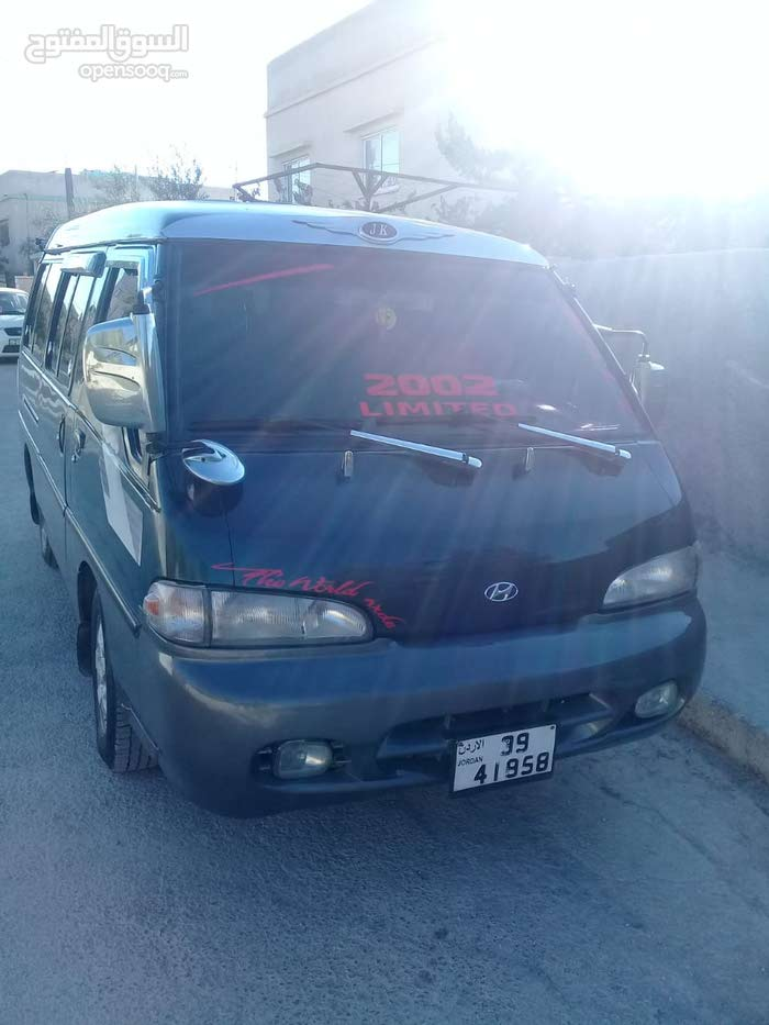Available for sale! 0 km mileage Hyundai H100 2002