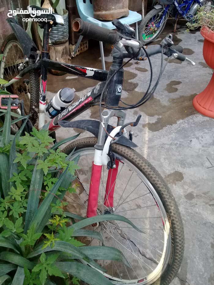 دراجة جبلي نظيفة