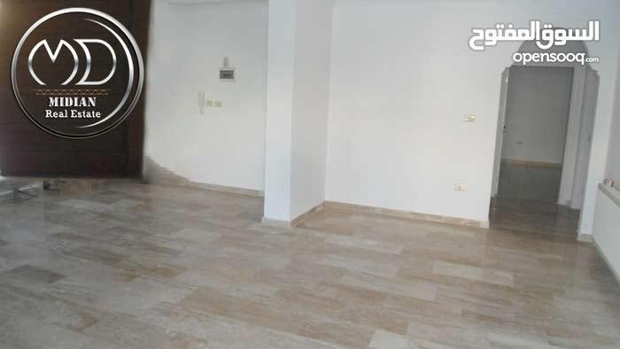 شقة للبيع الرابيه قرب وادي صقره مساحه 145م جديدة لم تسكن