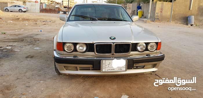 BMW 730 1991 - Basra