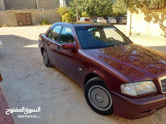 Gasoline Fuel/Power   Mercedes Benz C 180 1999