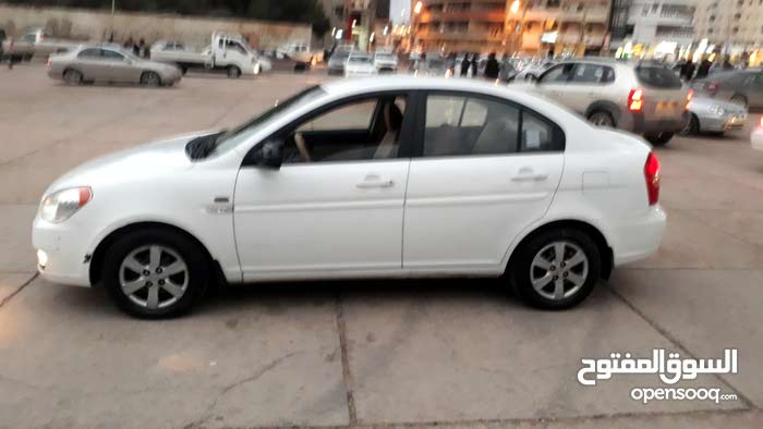 Hyundai Accent car for sale 2009 in Misrata city