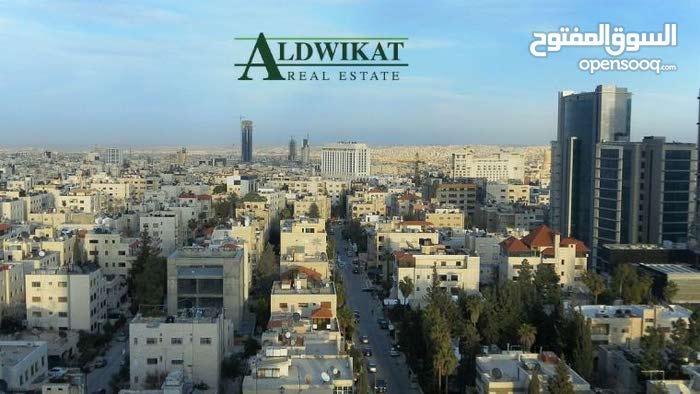 ارض مميزة للبيع في اجمل مناطق الرابية , مساحة الارض 1100 م