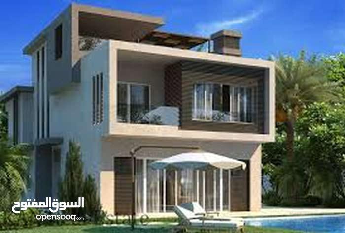 villa for sale in new giza compound
