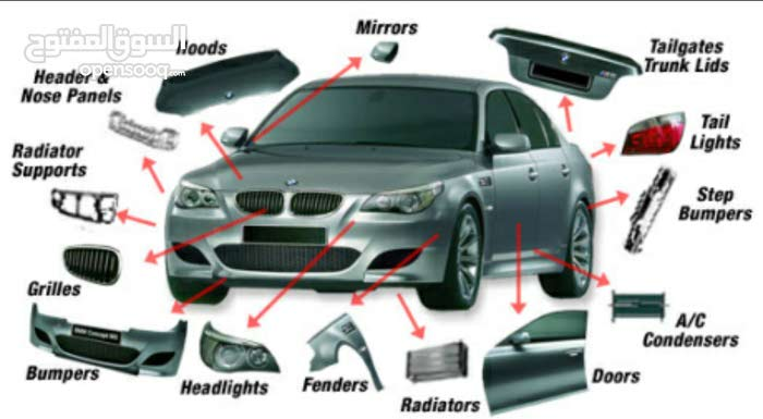Genuine BMW Parts