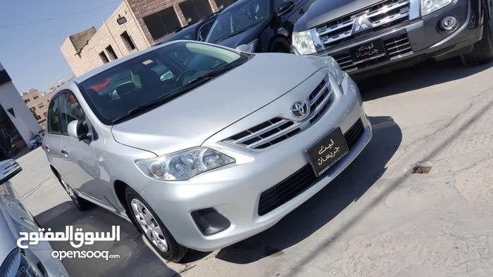 For sale Corolla 2013