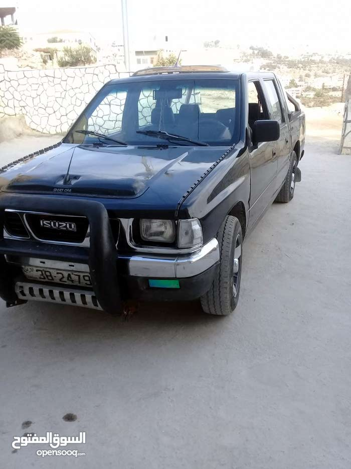 Manual Isuzu Other 1993