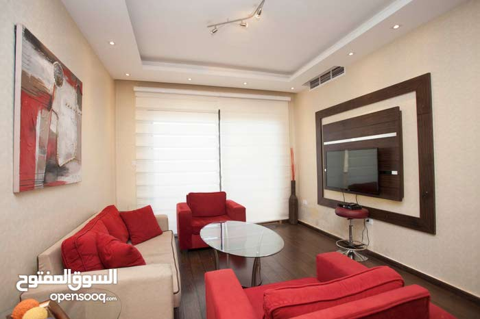 Apartment for rent very distinctive - rent daily and weekly and monthly - in Abdoun - luxurious