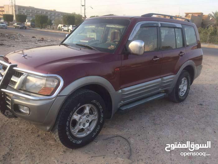 Used Mitsubishi Pajero in Baghdad