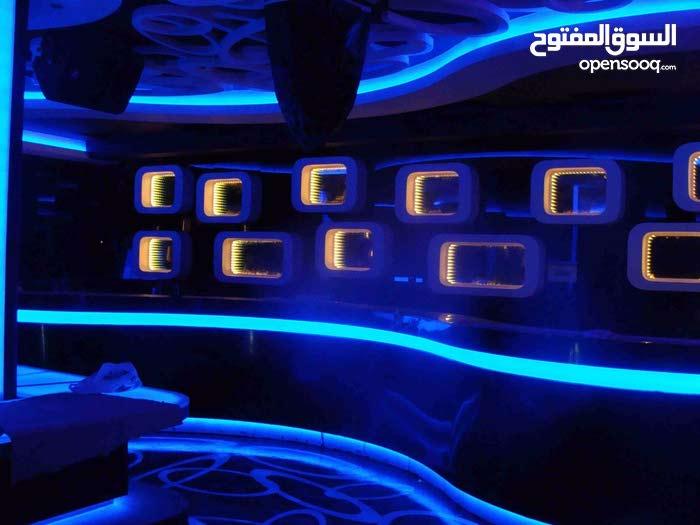 LED RGB strip waterproof إضاءة متعددة الالوان ضد الماء يستخدم للمباني والمحلات