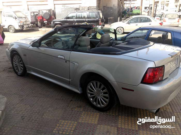 Mustang 2001 - Used Automatic transmission