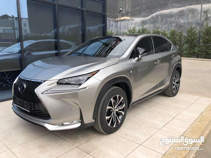 Lexus NX 2018 For sale - Grey color