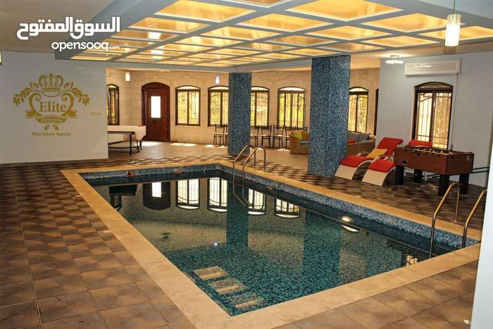 قصر فاخر للبيع في الاردن - عمان - شفا بدران بمساحه 1400متر