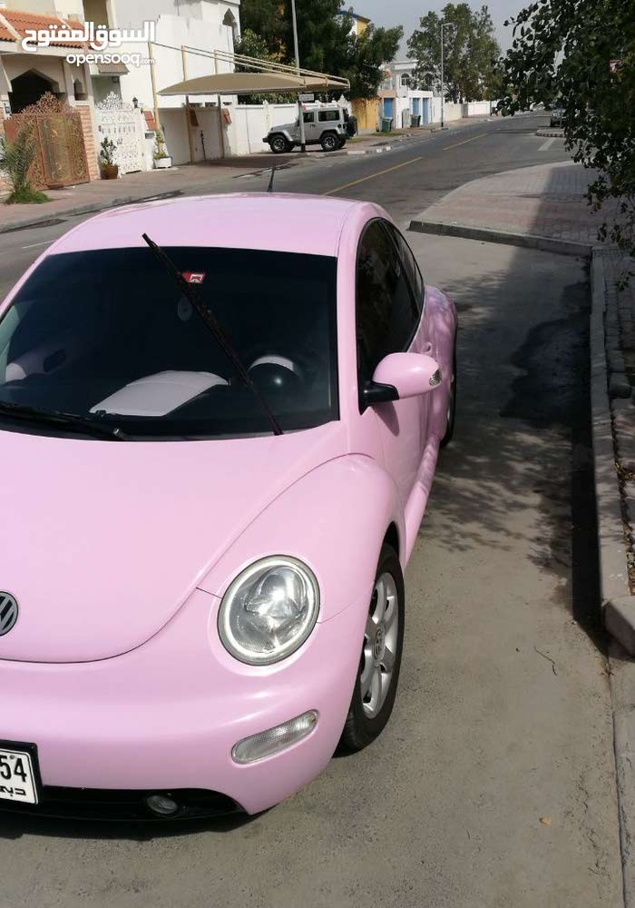 Used 2005 Beetle in Ajman