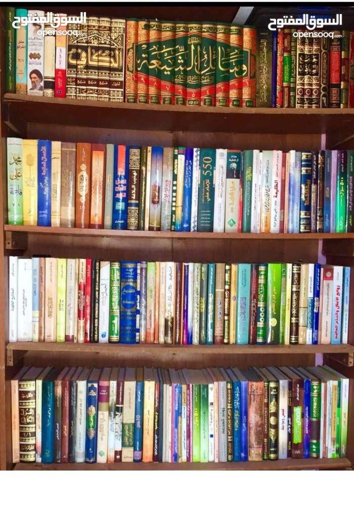 السلام عليكم مكتبة كاملة للبيع او مبادل ب ( بحار الانوار كاملة طبعة بيروت ) وحسب الانتفاق
