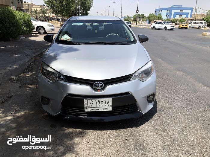 Used 2015 Corolla for sale