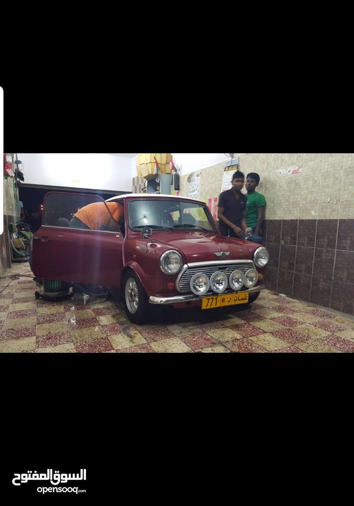 Red MINI Other 1983 for sale