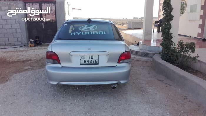 Gasoline Fuel/Power   Hyundai Accent 1997