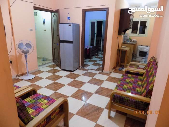 شقة مصيفية للايجار اليومي و الاسبوعي بمنطقة زاهر جلال خلف سوبر ماركت الشعشاعي