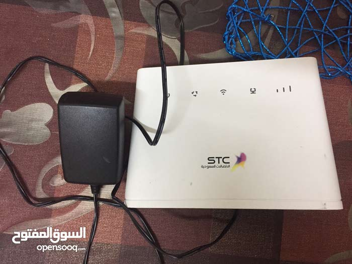 stc router in good condition 100% working