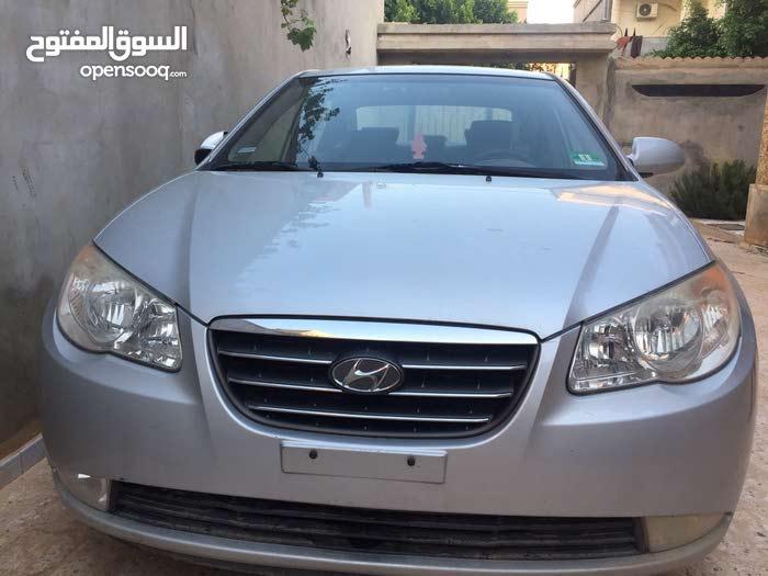 Hyundai Elantra car for sale 2008 in Tripoli city