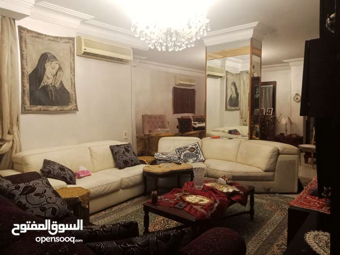 للبيع شقة 220 م  –  خلف مصطفى محمود ش الكرووم