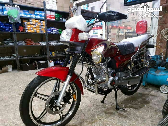 Honda motorbike made in 2019