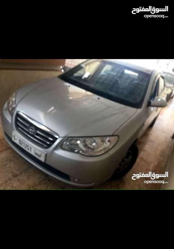Hyundai Avante 2007 For sale - Silver color