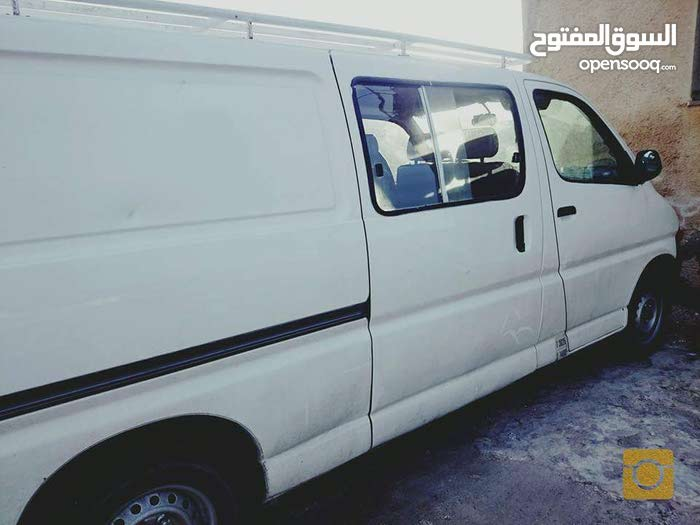 Toyota Hiace for sale, Used and Manual