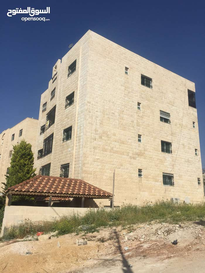 Second Floor  apartment for sale with 4 rooms - Amman city Al Muqabalain