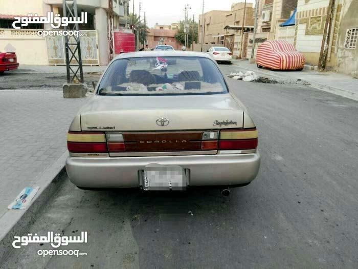 Used Toyota Corolla for sale in Basra
