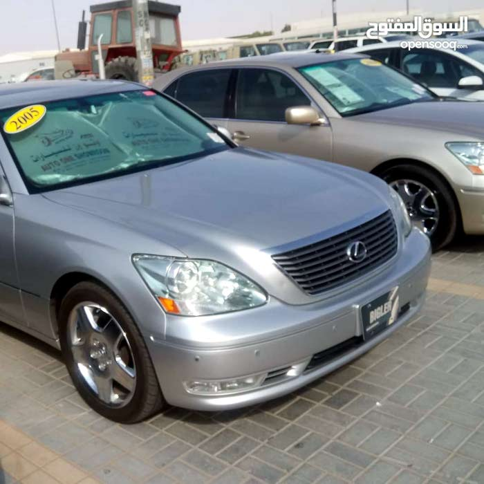 Lexus LS made in 2005 for sale