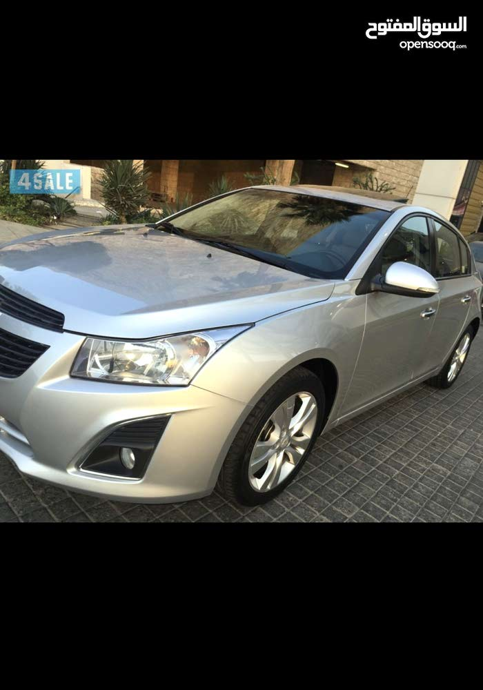 Silver Chevrolet Cruze 2014 for sale