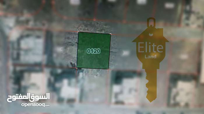قطعه ارض 1005م للبيع - عمان - خلدا
