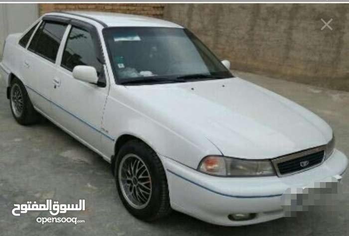 For sale 1995 White Cielo