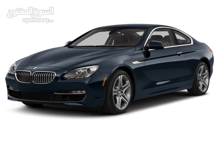 BMW 650 - Automatic for rent