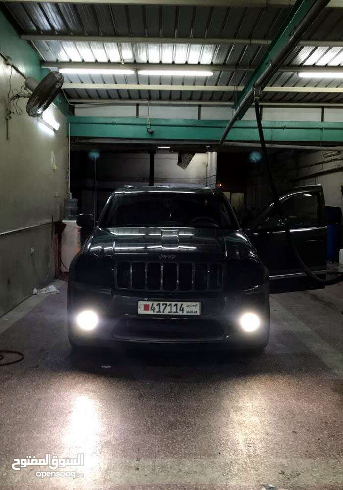 jeep srt8 hame مجدد 2010